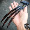 Insane Zombie Wolverine Claws Knife Slasher Survival Blade