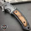 """9"""" MTECH SPRING ASSISTED OPEN STONEWASH Tactical Folding POCKET KNIFE Steampunk"""