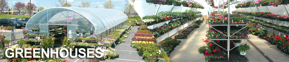 Poly-Tex greenhouses