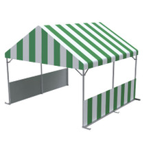 Checkout Center - Retail Shade Structure