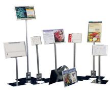 Col-Met® Garden Center Sign Holders