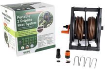 ELGO Portable 2 Dripline Reel system