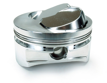 Diamond 12711 Big Block Chevrolet Nitrous Dome Pistons