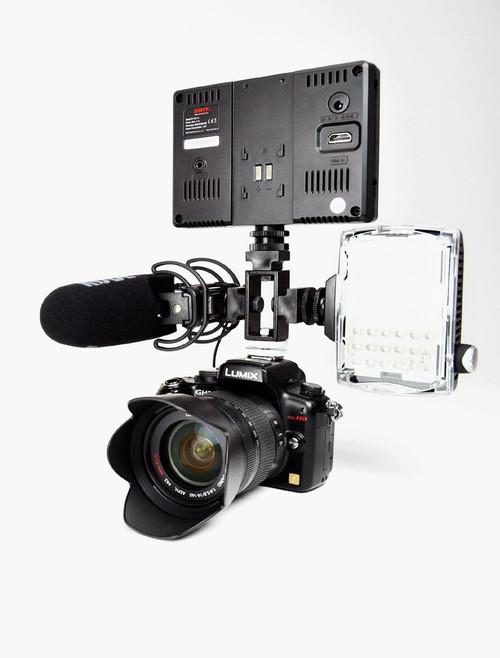 Hague TSB Triple Camera Shoe Adaptor