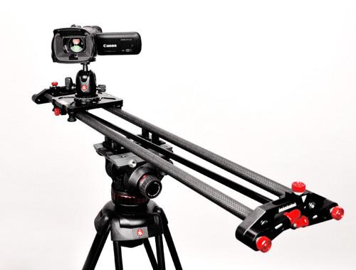 Hague Camslide Drive Carbon Fibre Auto Pan Camera Slider | Cameragrip