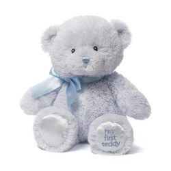 My First Teddy Blue, Small