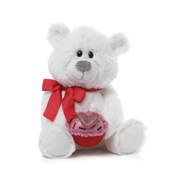 Delisha Valentines Bear
