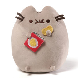 Pusheen Potato Chips