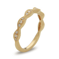 Bassali Harmony Stackable Ring