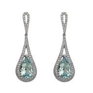 Bassali Raindrop Earrings