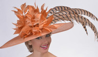 Nut Gold Cup Derby Hat FREE US EXPRESS SHIPPING!