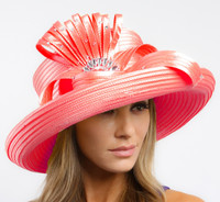 Coral Classic Year Round Derby Hat