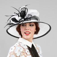 Feature Race Derby Hat