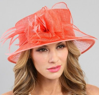 Garden Party Derby Hat