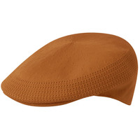 Kangol Tropic Ventair 504 Flat Cap - Cognac