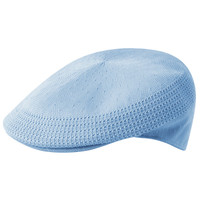 Kangol Tropic Ventair 504 Flat Cap - Light Blue
