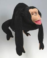 Plush Monkey Hat