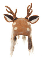 Spotted Deer Heartfelted Hat