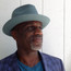 """Turquoise Blue Hemp Fedora, """"Easy A"""" by Stetson."""