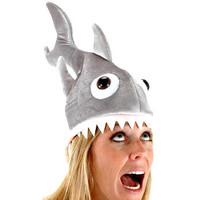 Man Eater Shark Hat
