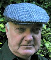 IRISH HERRINGBONE PLAID CAP  (IR50)