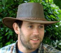 Barmah Drover Hiking Hat