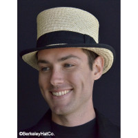 Straw Top Hat from Grace