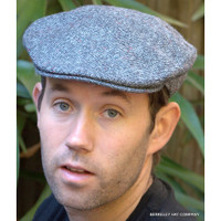 Irish Donegal Tweed Ivy Cap  (IR35)