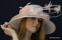 Show Stopper Derby Hat