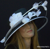 Show Stopper Derby Hat