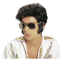Rock N' Roll Pompadour Wig