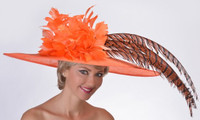 Gold Cup Derby Hat - FREE U.S. EXPRESS SHIPPING!