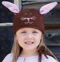 Kids Bunny Beanie Cap
