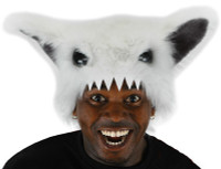 Yeti Hat,  Abominable Snowman Hat