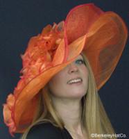 Derby Bridal Shower Hat