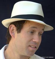 The Guthrie Men's Soft Shantung Straw Dress Hat
