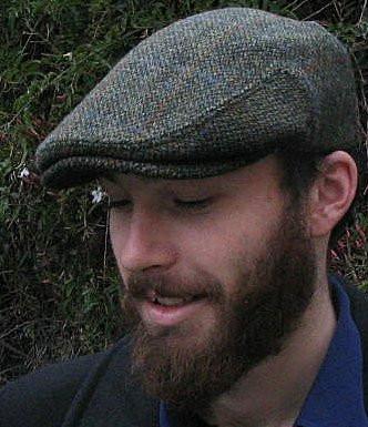Harris Tweed Ivy Cap Traditional