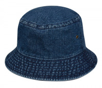 Denim Bucket Hat