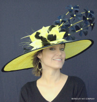 The Finish Line Favorite Derby Hat FREE US EXPRESS