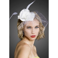 Fascinator Hat, Frand by Arturo Rios