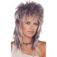 Unisex Rocker Wig, Long