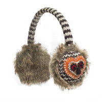 Earmuffs Crafty Owl