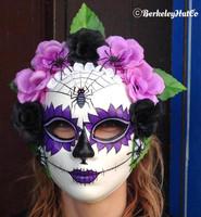 Dia De Los Muertos Mask Madam Muerto