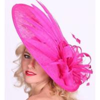 Art Deco Derby Fascinator Hat