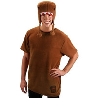 DOMO Costume Kit Hat and Shirt