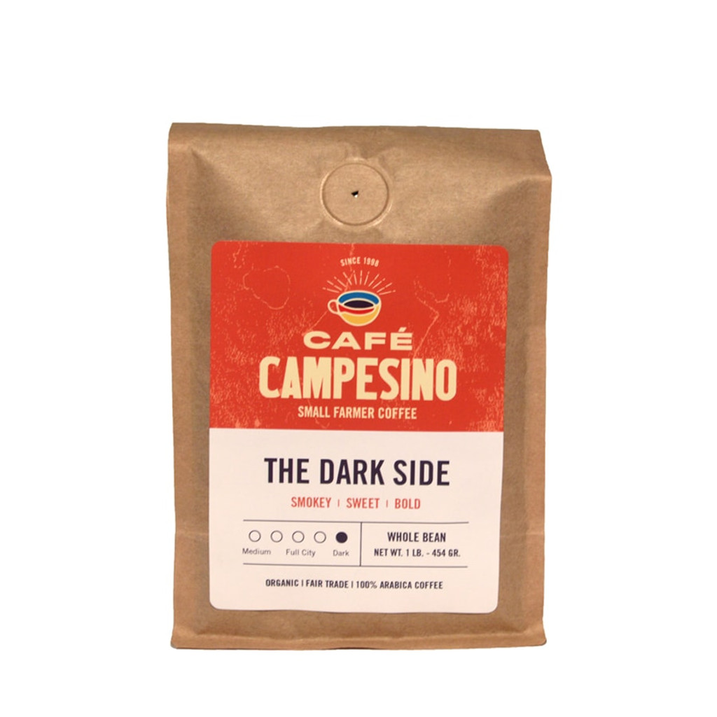 The Dark Side blend coffee