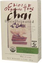 Choice Decaf Chai (Loose Leaf, 60g)