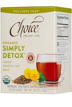 Choice Simply Detox Tea (caffeine free)
