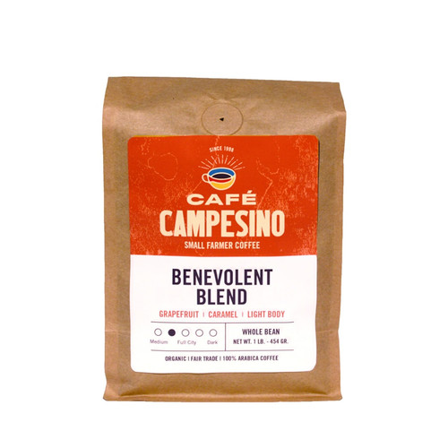 Benevolent Blend Medium Roast Coffee