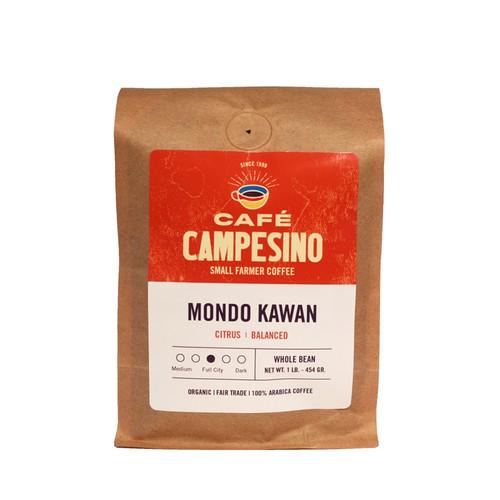 Mondo Kawan Blend Full City Roast Coffee